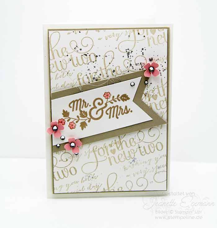 For The New Two Fur Stampin Up Hochzeitskarten Stempeline