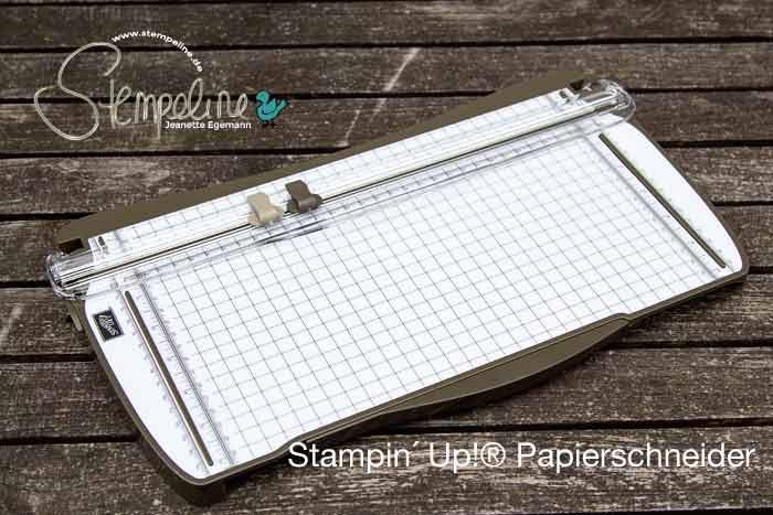 Stampin Up Papierschneider