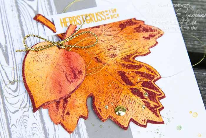 Stampin Up Herbstkarten