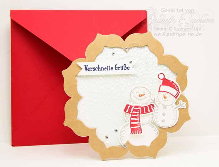 Stampin Up Workshop Ideen mit Briefumschlagbrett