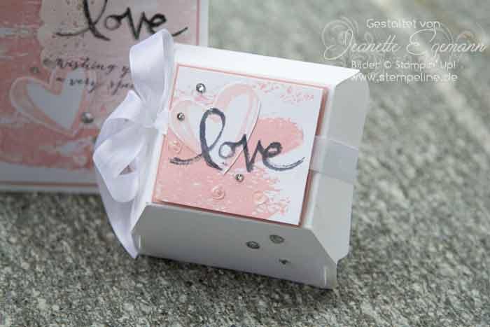 Schöne Hochzeitsverpackungen