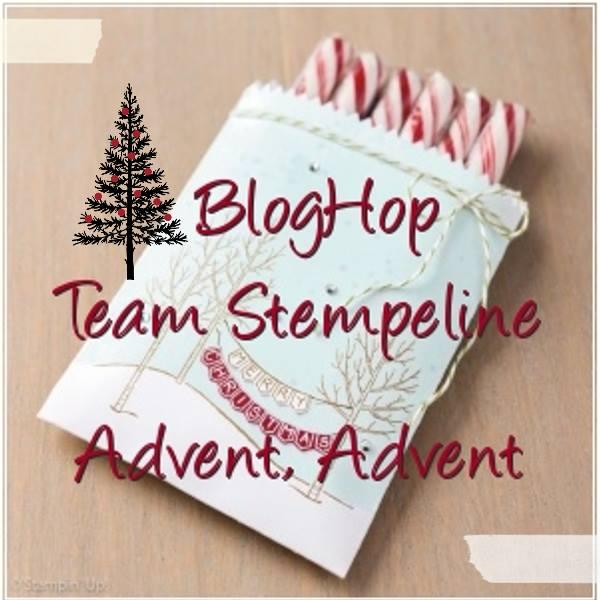 Blog Hop Team Stempeline Advent Advent