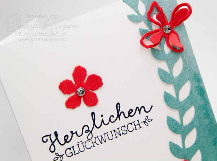 Stampin Up Karten 2016 Video Tutorial