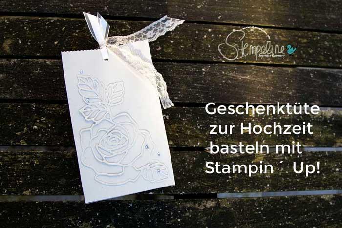 Geschenktüten Stampin Up