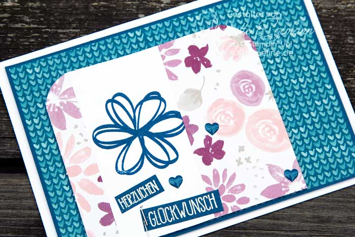 Stampin Up Sommer 2016