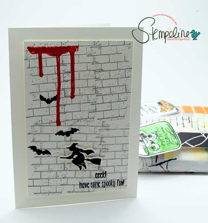 halloween Stampin up