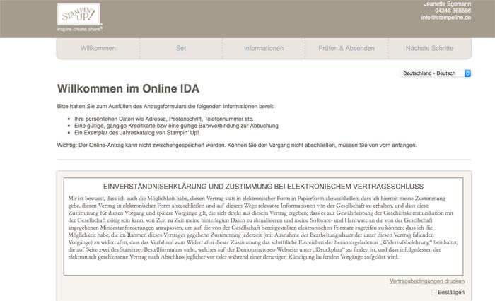 IDA-Demo