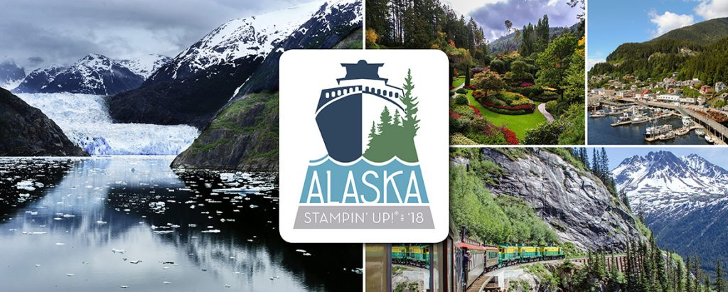 Stampin Up Prämienreise Alaska