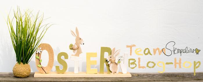 Ostern Blog Hop Team Stempeline