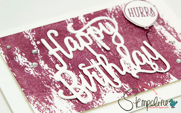 Happy Birthday Stampin Up Katalog