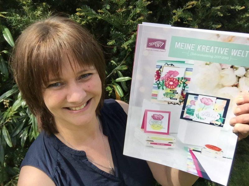 Stempeline - Jeanette Egemann mit Stampin' Up! Katalog 2017