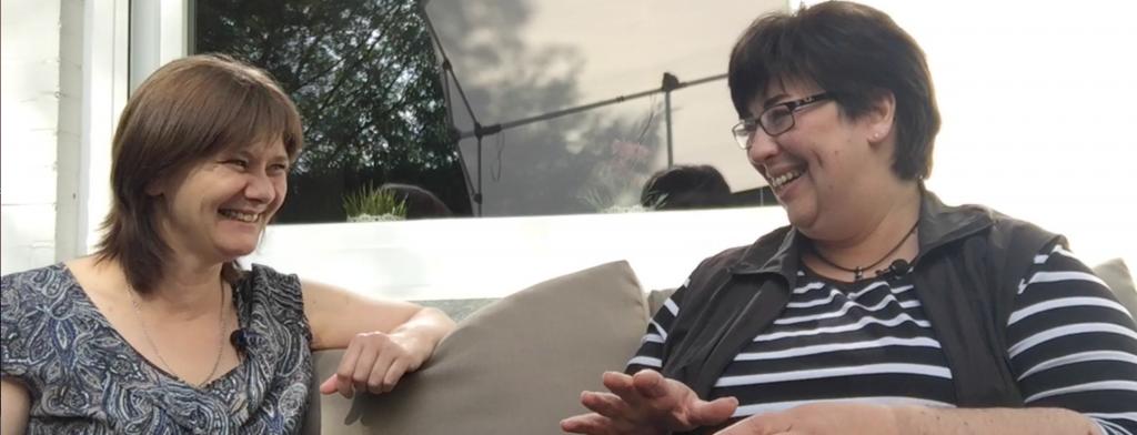 Sonja Schulte und Jeanette Egemann im Interview