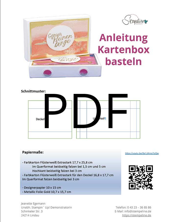 Kartenbox-PDF