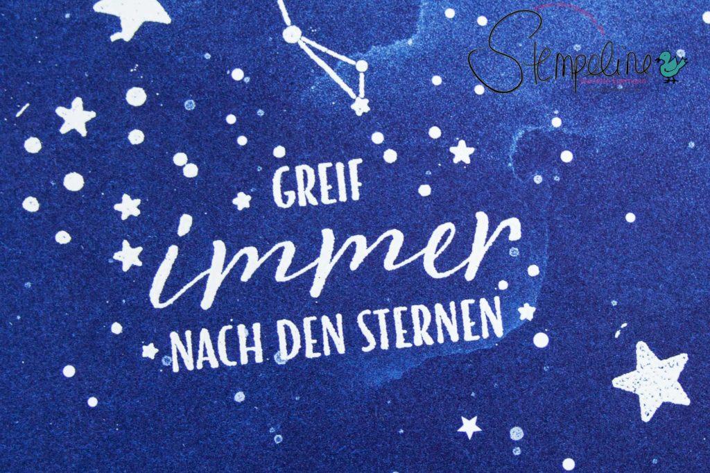 Greif immer nach den Sternen Stampin' Up!