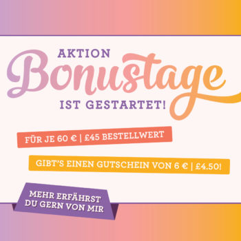 Aktion Bonustage