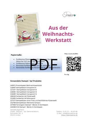 Weihnachtswerkstatt-PDF