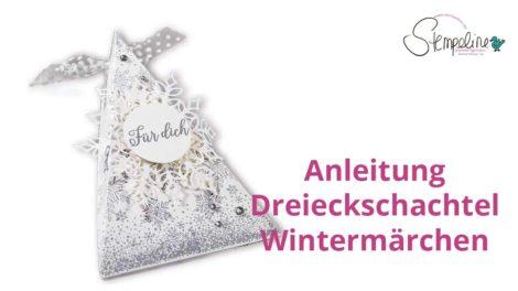 Dreieckbox Wintermärchen