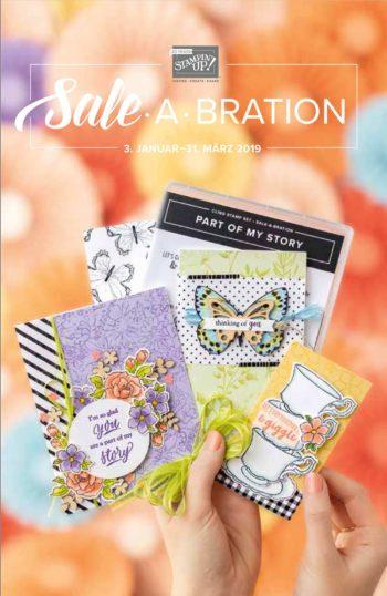 Jetzt Sale-A-Bration Produkte schenken lassen!