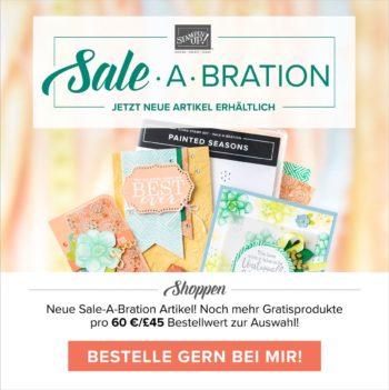 Sale-A-Bration 2019 geht in die 2. Runde