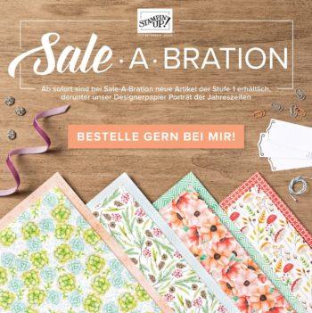 Sale-A-Bration Endspurt