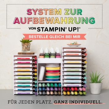 Neu! - System zur Aufbewahrung von Stampin'  Up!